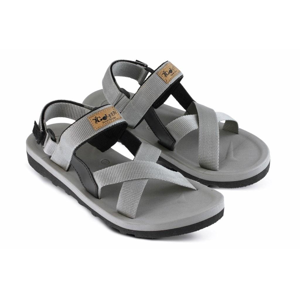 Sandal Fashion Temukan Harga Dan Penawaran Online Terbaik Sepatu Dr Kevin Men Sandals 97201 Brown Cokelat Muda 41 Pria November 2018 Shopee Indonesia