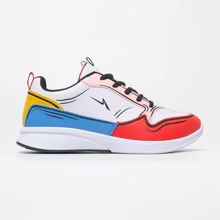 Ando Official Sepatu Sneakers Pop Art Ruby Wanita Dewasa - Multi Warna