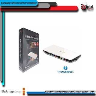 Blackmagic Design Intensity Shuttle Thunderbolt Shopee Indonesia