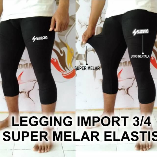 Celana Mancing Pancing Mania Pancibg Legging Shopee Indonesia