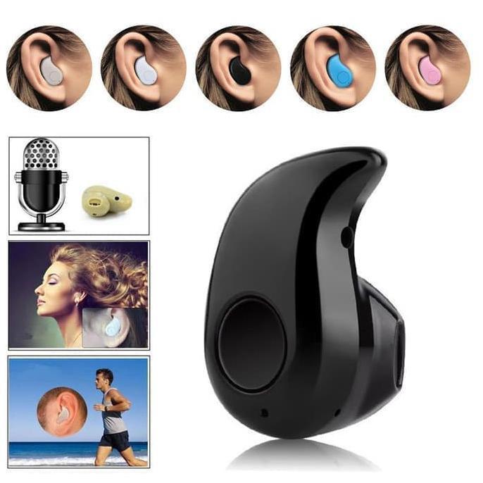 Terupdate - Handsfree Bluetooth KEONG Ultra Mini / Headset BT