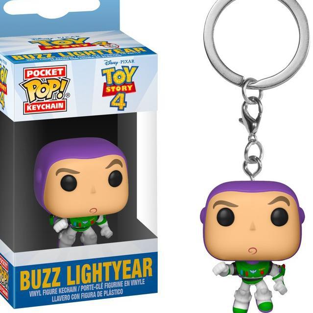 Funko POP Vinyl-Disney-Toy Story 4-Buzz Lightyear