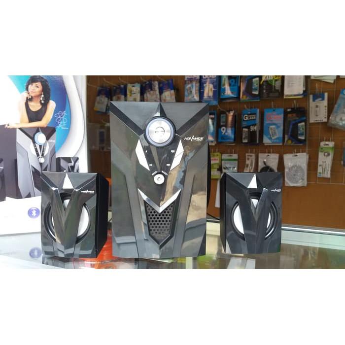 ... Speaker Aktif Bluetooth Advance M10 BT ...