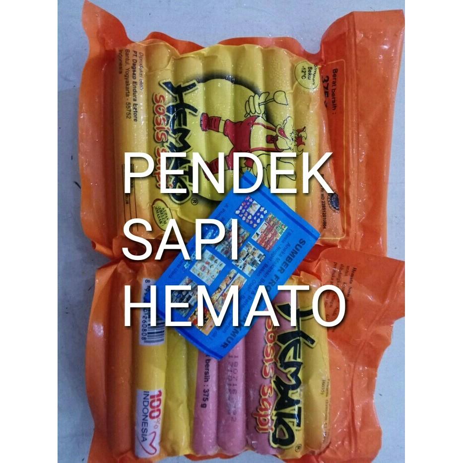 Breakfast Hotel Sosis Sapi 1 Kg Nidia Sumber Frozen Makmur Shopee 1kg Indonesia