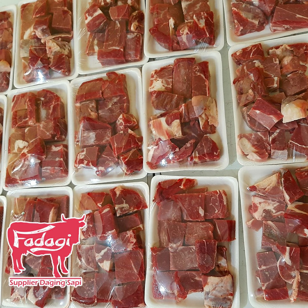 Daging Sapi Frozen 1KG Untuk Daging Rendang | Shopee Indonesia