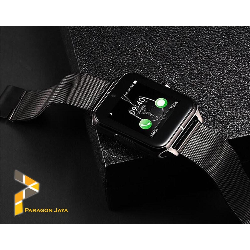 Jam Tangan Wanita Dan Pria U10 Gt08 Smart Watch Keren Murah Shopee Onix A1 Smartwatch Full Black Indonesia