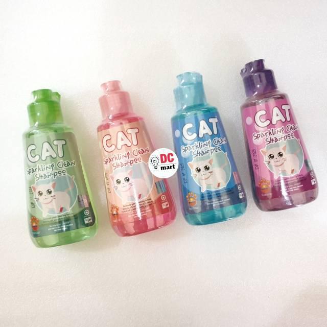 SPARKLING CLEAN CAT Shampo Hewan 150mL / Shampoo anjing kucing musang kelinci RAID ALL