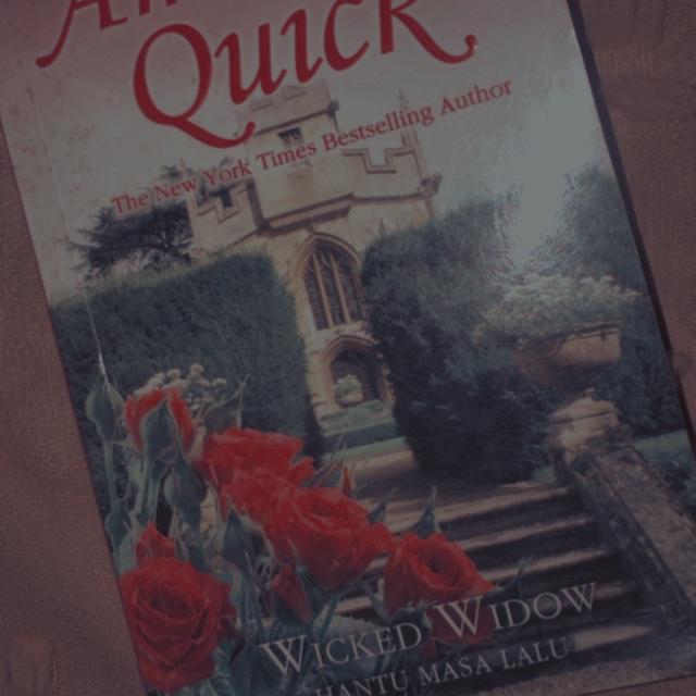 Novel By Amanda Quick Shopee Indonesia
