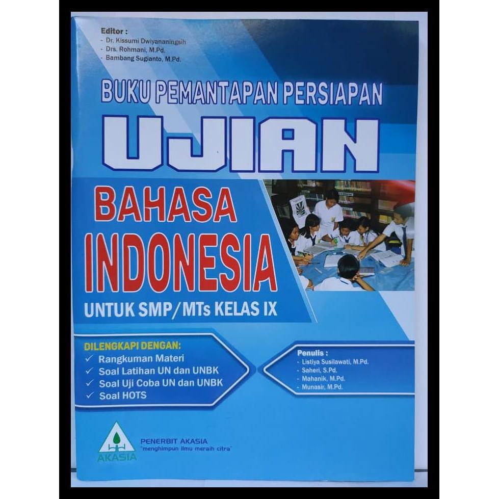 Kunci Jawaban Buku Paket Bahasa Indonesia Kelas 9 Bse Ilmusosial Id
