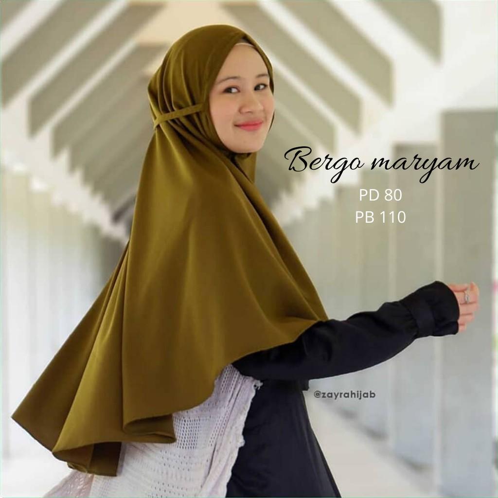 Terbaru 2019 2020 Syar I Remaja Jilbab Syari Syria Najwa Size Xxl Original Nizam Shopee Indonesia