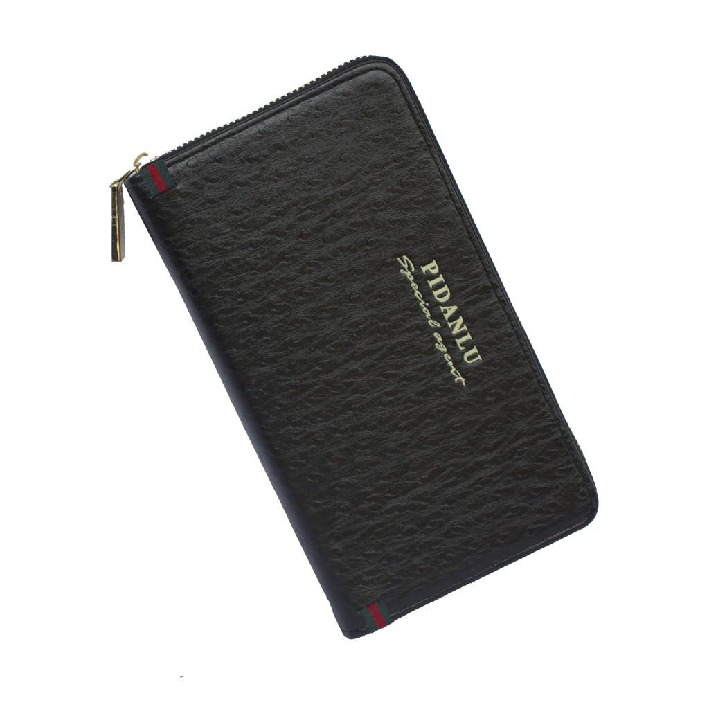 Dompet Panjang IMPOR Kulit PIDANLU  1112 Wanita Cewek Womens Long Leather  Wallet  f7d6f3283a