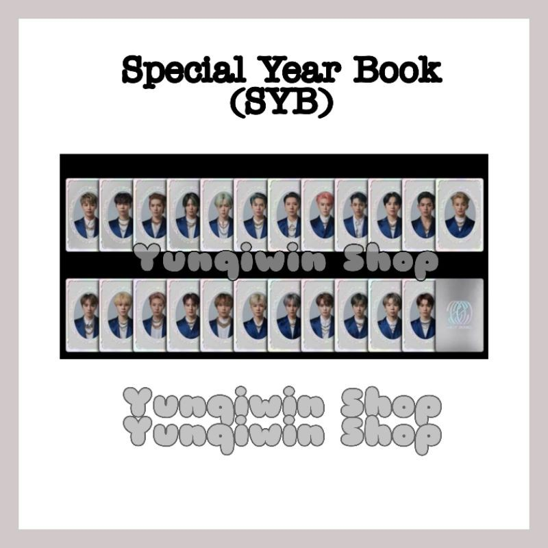SYB/YEARBOOK NCT 2020