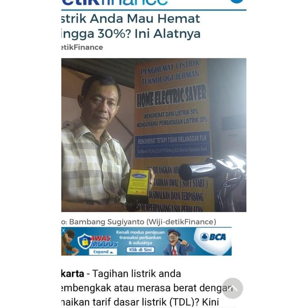 Diskon Original Home Electric Saver Alat Penghemat Listrik 900 1300 Va Xee 224 Shopee Indonesia