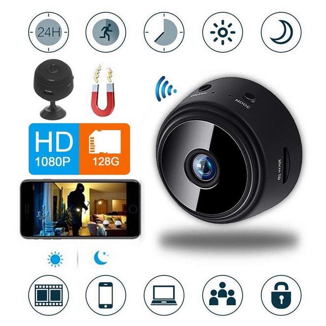 Mini HD 1080p Magnetic Camera