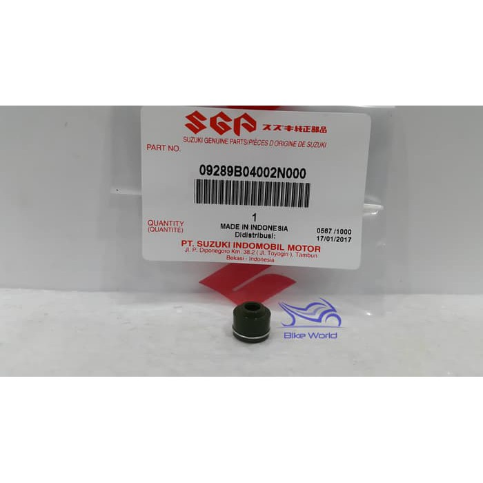 Bosh Rumah Roller Nex 21125B09J00N000 Suzuki Genuine Parts  5ea0792454