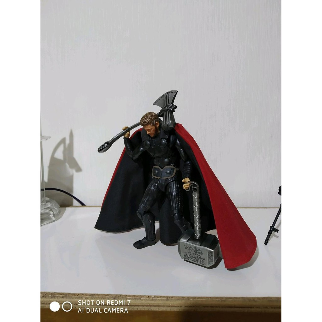 Thor Action Figure Mainan Avengers Best Price Shopee Indonesia