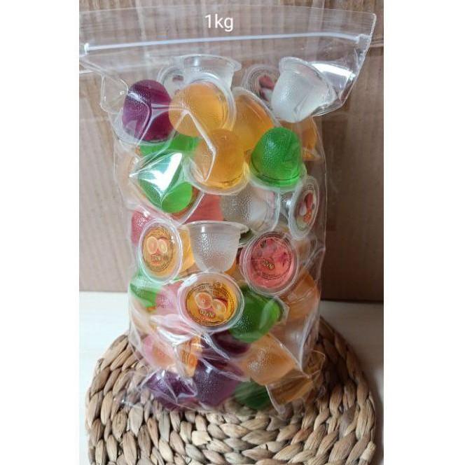 Agar-Agar Inaco Jelly 1000gr||Inaco Curah