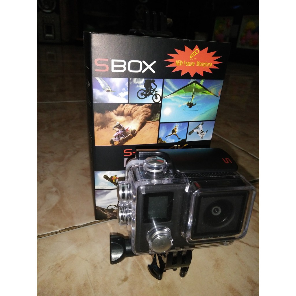 Actioncam Thieyei60 12mp 4k Video Resolution Free Memory Sandisk Brica B Pro 5 Alpha Edition Ae1 Attanta Berrisom Spin Hitam 16gb Shopee Indonesia
