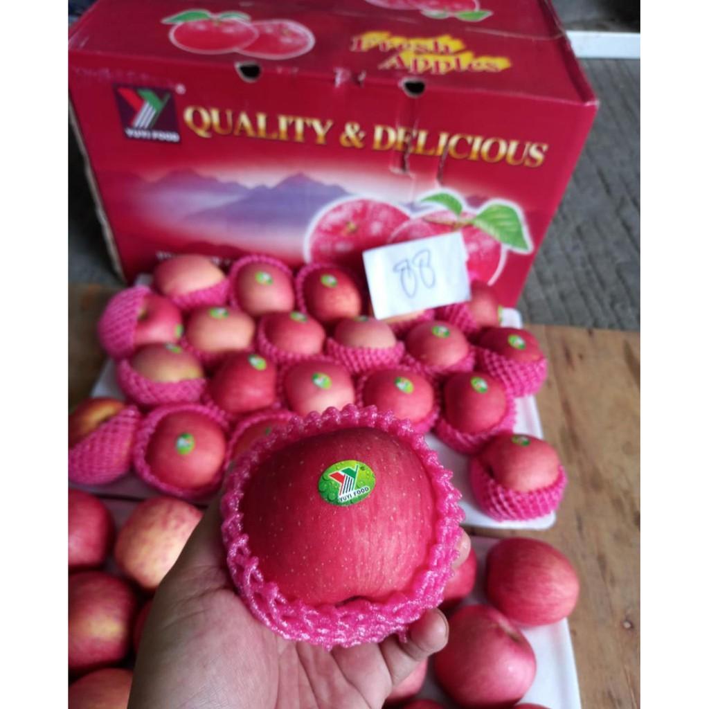 Apel Fuji Yuyi Premium 1 DUS (17 KG) Fresh Import