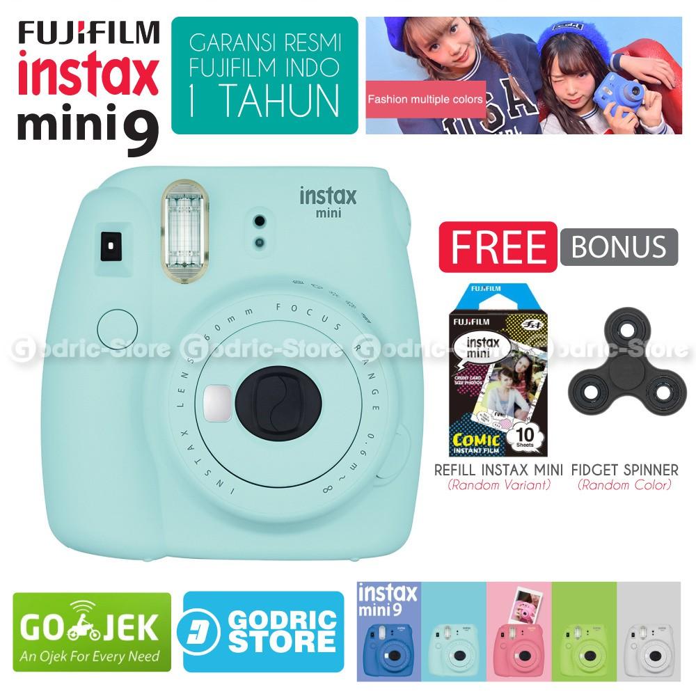 Ginza Series Package Fujifilm Kamera Instax Mini 9 Camera Bestseller Studio 100 Original Xiaomi Power Bank 10000mah Garansi 6 Bulan Shopee Indonesia