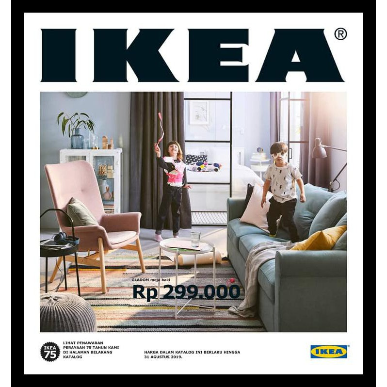 Katalog Ikea 2019 Catalogue Ekslusif Shopee Indonesia