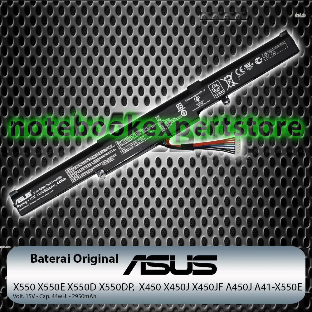 Baterai Laptop Asus A32 K53 X43 X44h A43 A44h A53 A54 Series 5200mah Original K43 K84 Shopee Indonesia