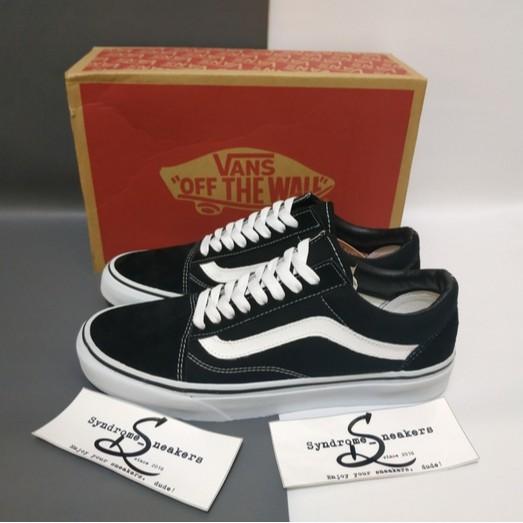 Vans Old Skool Black White Vans Sk8 Wanita Hi Vans Metallica Slip
