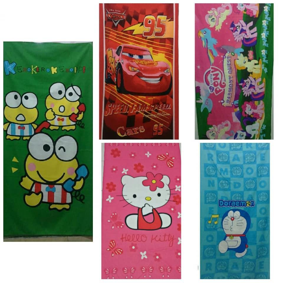 Rosanna Handuk Hello Kitty 72 X 145 Cm Daftar Harga Terlengkap Printing Panel 72x145 Manchester Doraemon Temukan Dan Penawaran Kamar Mandi Online Terbaik Perlengkapan Rumah September 2018