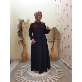 Gamis Terbaru 2020 Gamis Motif Kerut Dada Gamis Kekinian Gamis Original Baju Muslim Terbaru 2020 Shopee Indonesia