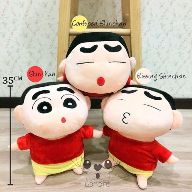 Boneka Shinchan Casual  e7af81d48d