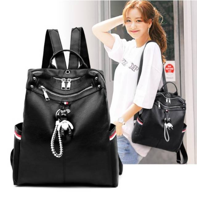 Tas Wanita Cewek Fashion Unik Keren Hadiah Bag Selempang Import Korea Batam Branded Pesta Murah,