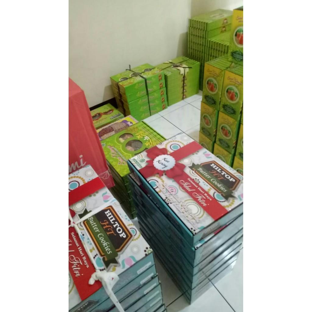 Paket Kue Lebaran 1 Dus Isi 6 Toples Shopee Indonesia Merk Bintang Lima Karton Besar