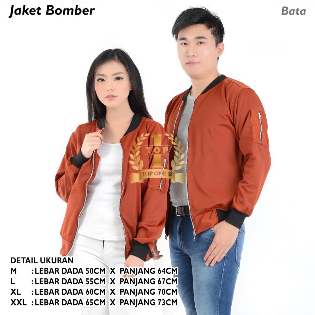 TopOne88 Jaket Bomber Unisex (Kuning)  69f0517d4f