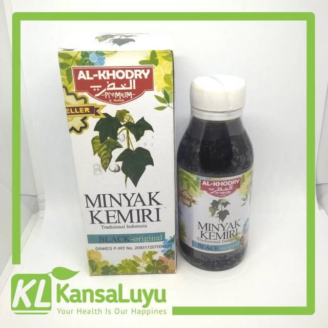 Original Minyak Kemiri Al Khodry Obat Penumbuh Rambut Alami | Shopee Indonesia