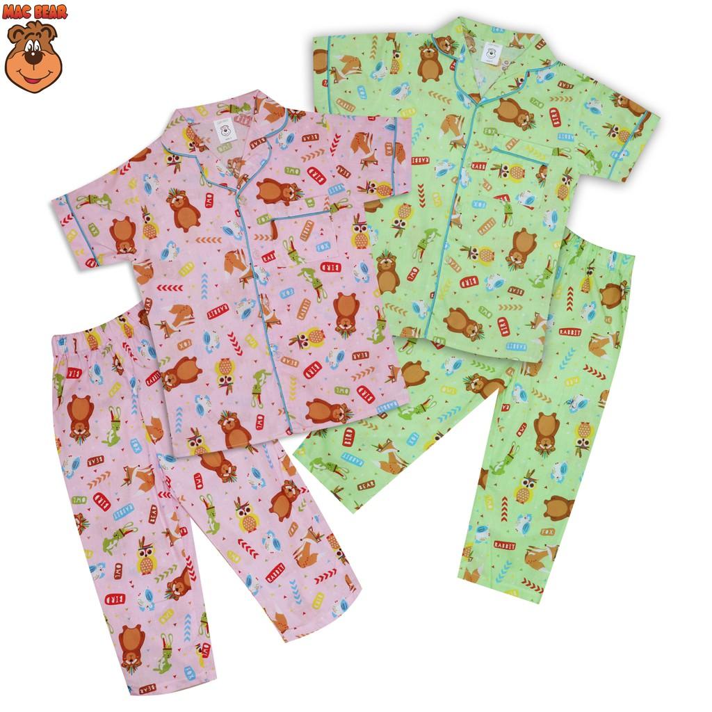 Macbee Kids Baju Anak Dress Cosmos Flowers Green Pink Shopee Baby Cute Import Usia 6 Sd 24 Bulan Indonesia