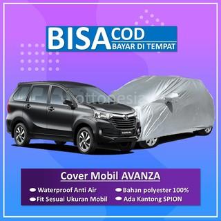 Cover Mobil Innova Penutup Selimut Custom Sarung Mobil Kijang Innova Reborn Cover Innova Waterproof Shopee Indonesia