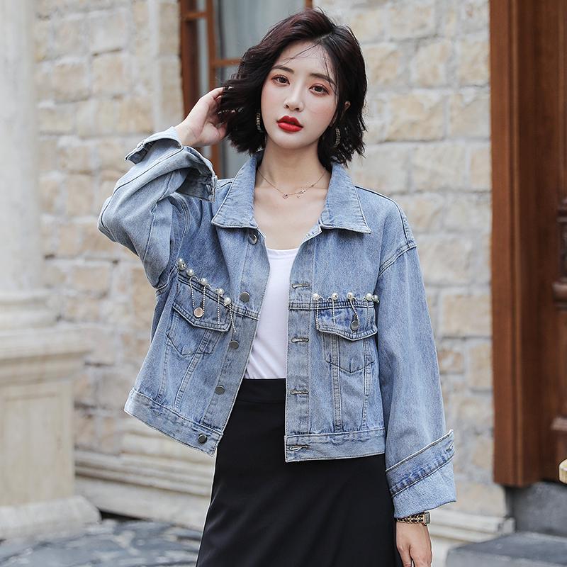 Kumpulan Koleksi Model Jaket Wanita Denim Gratis Terbaru