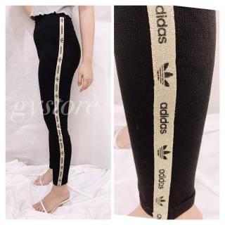 Legging Fila Celana Hits Masa Kini List Warna Shopee Indonesia