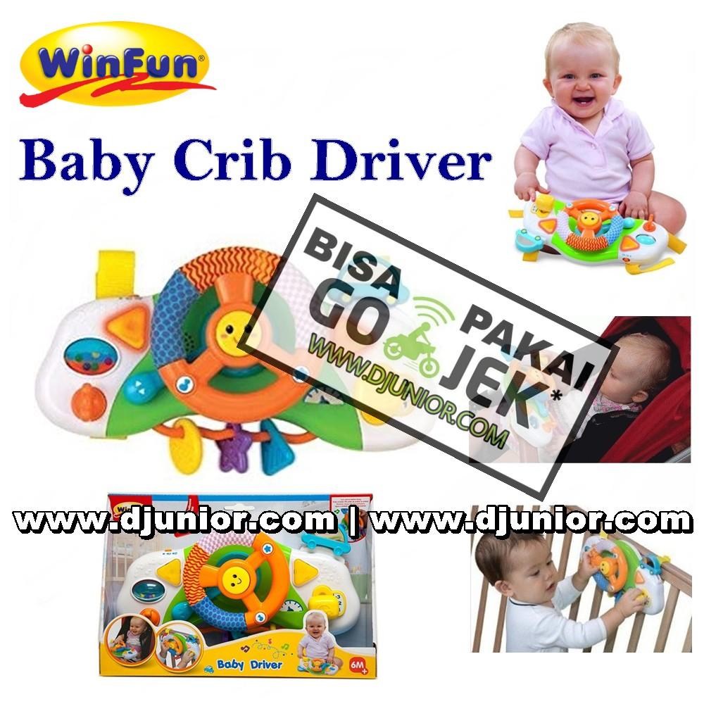 Ibu Bayi Winfun Daftar Harga Oktober 2018 Ayunan Merk Joe Yi Baby Crib Driver Win Fun