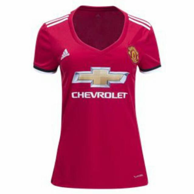 Jersey Bola Basket Manchester United Home ...