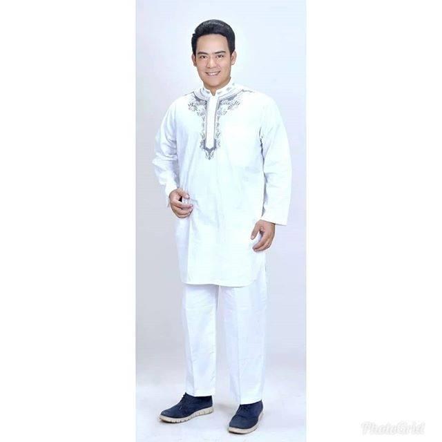 Baju gamis pria,busana muslim pria, baju koko pria jsr 035 | Shopee Indonesia
