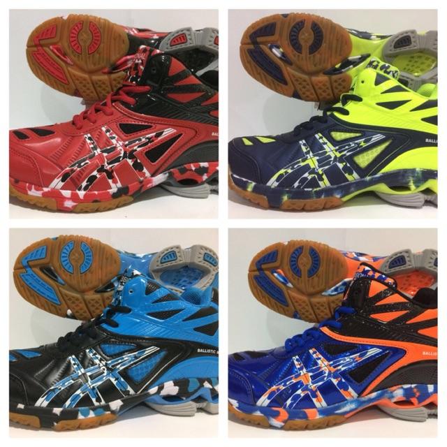 Sepatu Voli Volley Professional Ballistic MD X  8a3a44b8b5