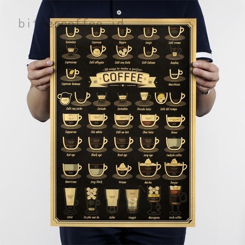 Retro Metal Tin Sign The Hot Coffee Poster Bar Pub Cafe Shop Wall Art Plaque