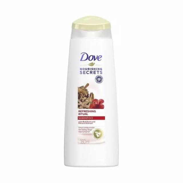 Dove shampoo REFRESHING RITUAL 160ml-1