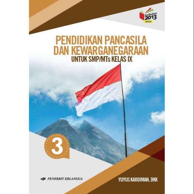 Ppkn Kelas 9 Smp Mts K13n Shopee Indonesia