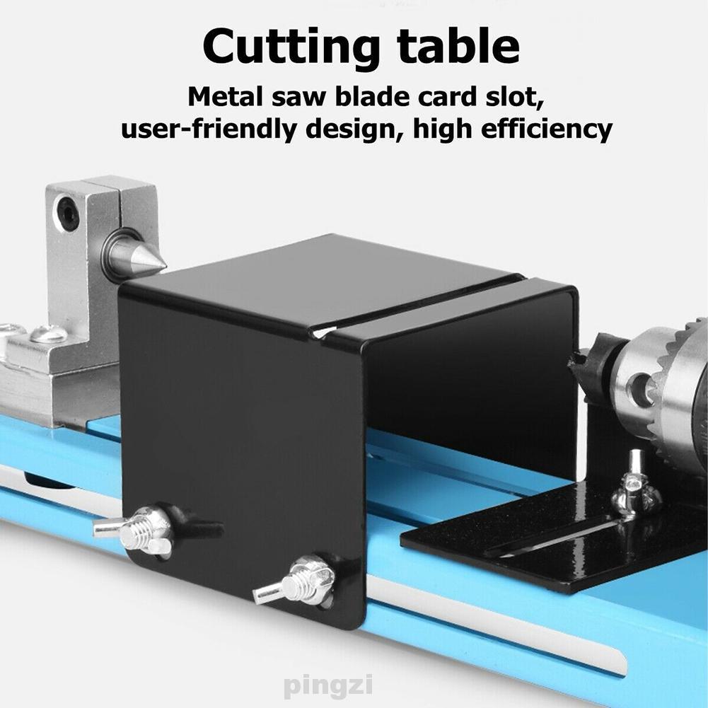 150w Bead Cutting Mini Woodworking Machine Aluminum Alloy Diy Home Multifunction Shopee Indonesia