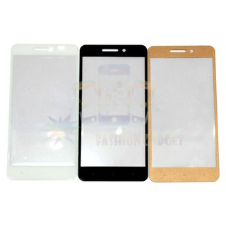 Xiaomi Redmi 4A Full Colour Bagian Depan Anti Gores Kaca Screen Guard Pelindung .
