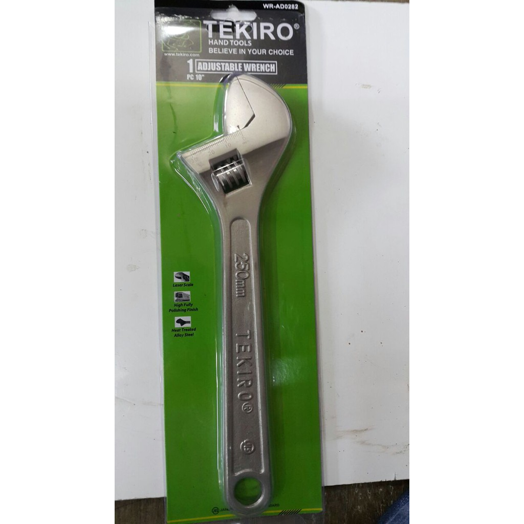 Tekiro Obeng Kristal In Line Screwdriver Set 7 Pcs Shopee Indonesia Go Thru Ph3 X 250 Mm 8 Handle Hijau