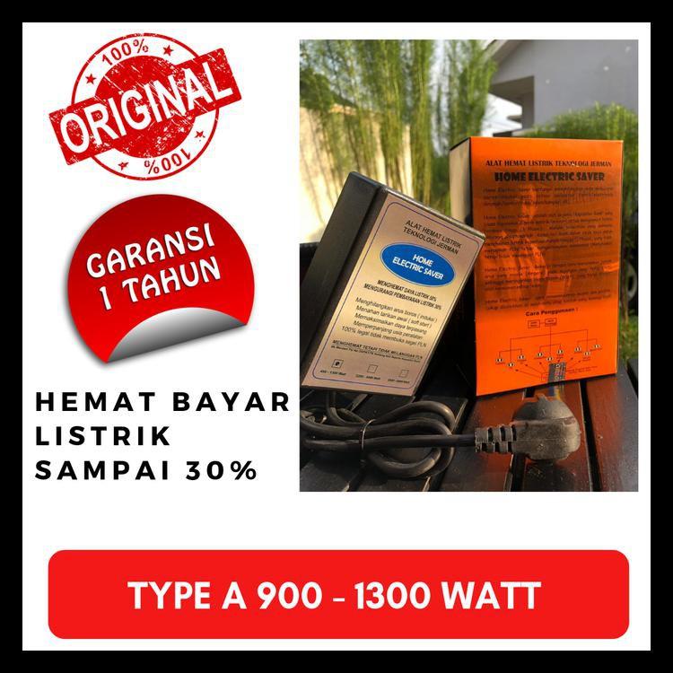 Diskon Alat Penghemat Listrik Pak Bambang Original 900 1300 Va Shopee Indonesia