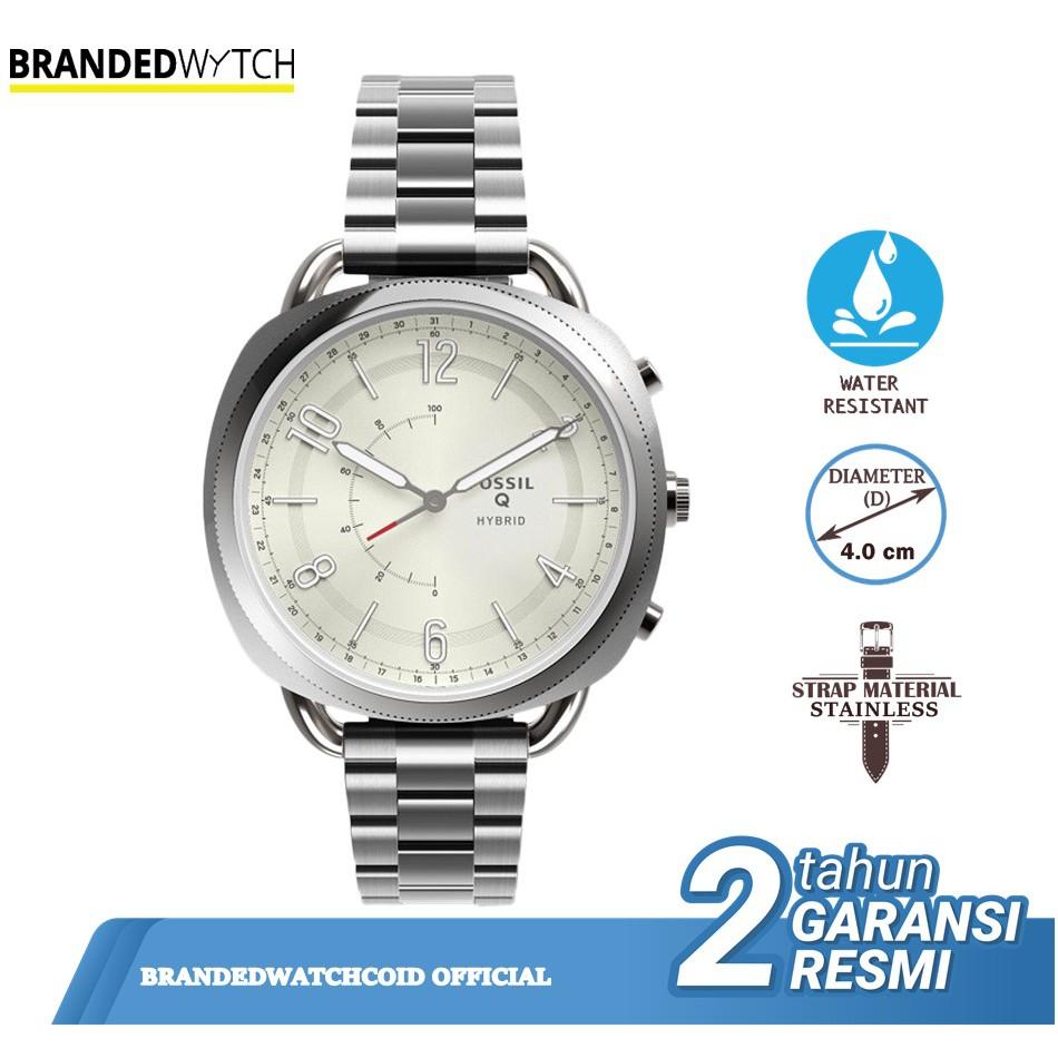 JAM TANGAN PRIA SMARTWATCH FOSSIL FTW1202 ORIGINAL GARANSI